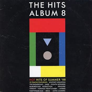 The Hits Album 8 (1988)