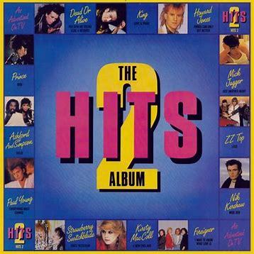 The Hits Album 2 (1985)