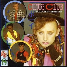 Classic 80s Albums- Colour By Numbers