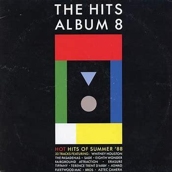The Hits Album 8